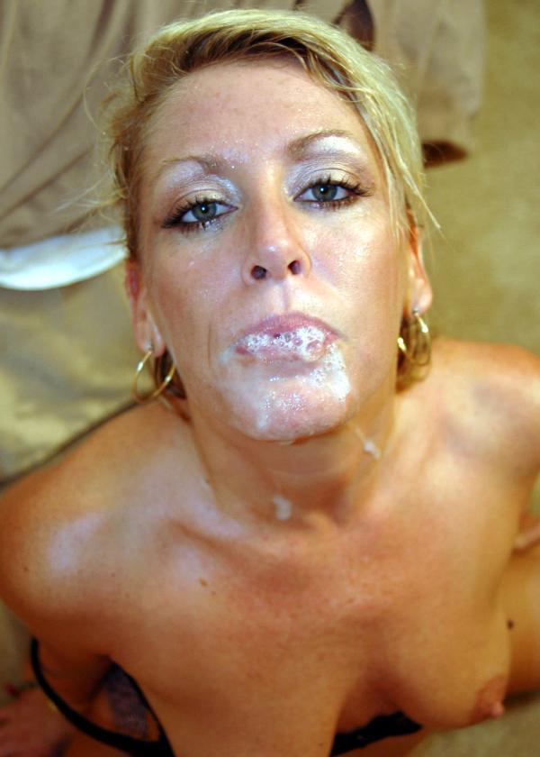 Фото проглот спермы
